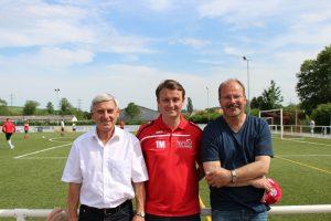 AH: Spiel gegen St. Stephan Griesheim (Heimspiel)